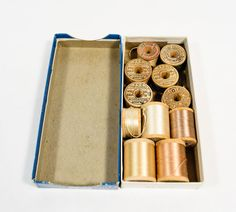 VTG Belding Pure Silk Richardson Hemingway Corticelli Sewing 11 Spools of Thread sld Thread Spools, Silk Thread, Pure Silk, Pure Products, Sewing, Dressmaking, Couture, Stitching, Sew