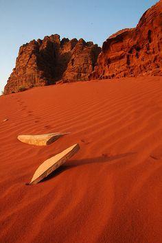 Red Desert Wadi Rum - Ben Geudens RT