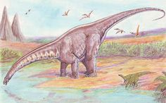 Natura prin fiinta: Brontozaur