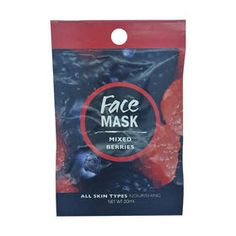 Face Mask - Mixed Berries, 20ml Mixed Berries, Healthy Skin, Cosmetics, Face, How To Make, Beauty, Christmas, Xmas, The Face