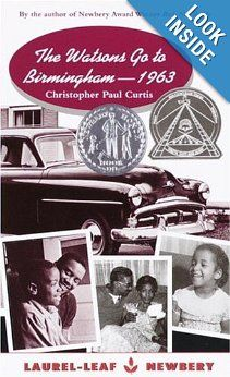 5th Grade Reading at Wichita Collegiate School The Watsons Go to Birmingham--1963: Christopher Paul Curtis: 9780440228004: Amazon.com: Books