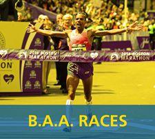 Qualifying for the Boston Marathon