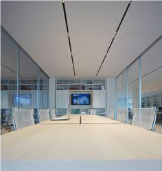 Matteo Nunziati Headquarters in Milan, Italy - Architect: Matteo Nunziati - Photographed by: Beppe Raso #Laserblade #iGuzzini #Lighting #office