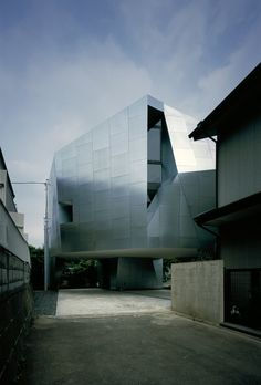 House in Wakabadai - Satoshi Okada architects
