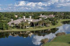 Estate Home on a lake lot | Banyan Island in Grey Oaks | Naples, Fl