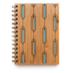 With hand-lettered inspirational quotes and playful patterns, our handmade journals are designed to be gifted to a friend or even to yourself! Laser Art, Laser Cut Wood, Laser Cutting, Laser Cutter Ideas, Laser Cutter Projects, Woodworking Jigs, Woodworking Projects, Wooden Books, Cool Notebooks