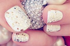 holiday nail tutorials - some very cool ideas!