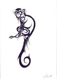 tribal monkey tattoo - Google Search
