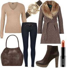 Manhattan Chocolate #fashion #style #look #dress #outfit #luxury #trend #mode #nobeliostyle
