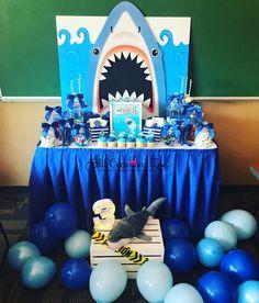 Shark Sweet Table