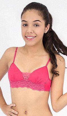Sutiã Menina Moça em Modal - Econfort Lingerie 5312 :: Intima Store