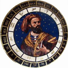 40 Astrology Marble Mosaic Stone Medallion Art Tile by mozaico. $515.00. Mosaics have endless uses and infinite possibilities! They can be used indoors or outdoors, be part of your kitchen, decorate your bathroom and the bottom of your pools, cover walls and ceilings, or serve as frames for mirrors and paintings.