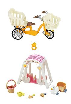 Two Sylvanian Families Sets - Riding and Play - Three Sea... https://www.amazon.com/dp/B01B054BMG/ref=cm_sw_r_pi_dp_x_u6jiyb0V8HMJ4