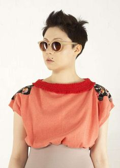 The Antiform SS 2012 Collection is Chic #fashion trendhunter.com