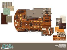 Omega Hospitality Design - Floor Plan