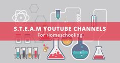 Some of the most notable YouTube channels thatbring informative, cool, and appropriate content to kids.
