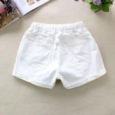 Summer Lace Shorts Women Out Wear Cute Girl Outfits, Hot Outfits, Skinny Shorts, Denim Shorts, White Lace Shorts, Short Women Fashion, Summer Denim, Plus Size Womens Clothing, Women's Summer Fashion