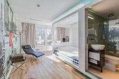 Qbic Hotel WTC Amsterdam: Goedkoop Design Hotel Amsterdam