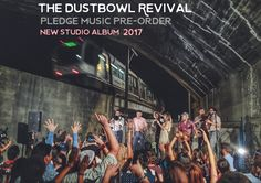 The Dustbowl Revival is what you could call an American roots orchestra  with eight full-time members — and they play it all, mashing the sounds of  traditional American music into a genre-hopping, time-bending dance party  that coaxes new fire out of familiar coal.