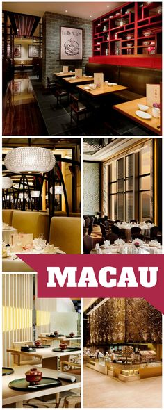Galaxy Macau Restaurant. So much reasons to stay here! :)