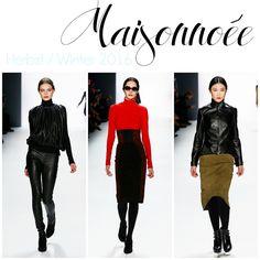 Colour Blocking at its finest!  Fashion Week Favourites ft. Maisonnoée I Style By Charlotte  www.StyleByCharlotte.com