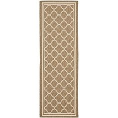Safavieh Courtyard Collection CY6918-242 Runner Area Rug, 2-Feet 3-Inch by 12-Feet, Brown Safavieh http://www.amazon.com/dp/B00BUHWCXA/ref=cm_sw_r_pi_dp_OWk-ub0JDCZ5E
