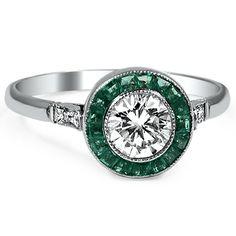 The Parvati Ring #BrilliantEarth #Vintage