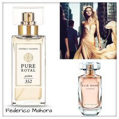 Perfume Scents, Perfume Bottles, Fm Cosmetics, Best Fragrances, Flawless Beauty, Elie Saab, Skin Care, Pure Products, World