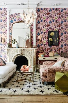 Flower Power - 15 Surprising Decorating Ideas From Anthropologie's New Catalog - Photos