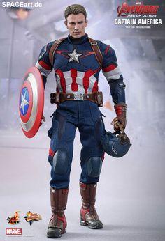 http://spaceart.de/produkte/tav007.php ... Captain America macht sich auch im zweiten Avengers Film extrem gut finde ich. Und natürlich gibt es dazu auch wieder eine tolle Hot Toys Figur bei uns :-) ... In welchem der Filme fandet Ihr denn den Captain America bisher am besten?
