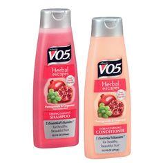 En Walmart puedes conseguir los VO5 Shampoo y Conditioner a $0.75 regularmente. Compra ambos y utiliza cupón para imprimir de ...