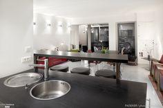 Projet Bodinier, Angers, Padeker - architecte d'intérieur