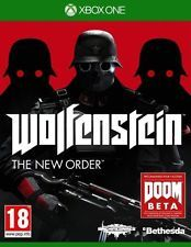 Shop for Wolfenstein: The New Order (xbox Starting from Choose from the 5 best options & compare live & historic video game prices. Xbox 360, Playstation, Ps3, Super Nintendo, Wolfenstein The New Order, Xbox One Video Games, Le Genre, Video Game Collection, Super Soldier