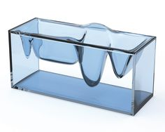 The Desktop Organizer has room to fit your writing tools, business cards and even a space to store your smartphone. Designed by Lexon in the intention of fostering a dreamy and productive mindset in the workplace, this item appears fluid and weightless as its made from PMMA, a clear plastic acrylic material that is often …