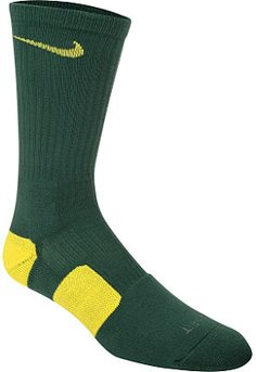 NIKE Men's Dri-FIT Elite Basketball Crew Socks - SportsAuthority.com