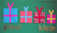 The Education Studio – Gifts from large to small – Knippen Saint Nicolas, Crafts For Kids, Diy Crafts, Advent, Pirate Theme, Art Plastique, Pre School, Xmas, Christmas