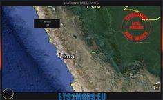 Peru Map Maxi Zarich v1 - ETS2MODS.EU - Euro Truck Simulator 2 Mods