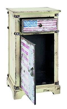 HAKU Möbel 27902 cómoda, 30 x 40 x 76 cm, vintage - http://vivahogar.net/oferta/haku-mobel-27902-comoda-30-x-40-x-76-cm-vintage/ -