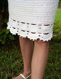 Peaches And Creme Yarns - Free Apparel Crochet Patterns Valifet Skirt