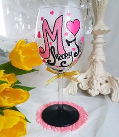 www.alena-glas.com Hand Painted Wine Glass Party wedding birthday by Alena Glass @alenaglass #alenaglass pink tiffany Personalized Personalised goblet Flute Christmas collection birthday Personalized  goblet  animal print leopard hen party bachelorette table ideas  centrepiece favours bride groom theme idea dress gown beach colour scheme vogue Lolita sweet 16th 40th 50th 30th 21st 50th 60th 70th birthday party girly neon bright gift theme design mothers day hen sister best friend girlie…