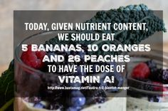 WILL WE SOON EAT 50 FRUITS AND VEGETABLES A DAY?