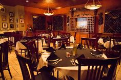 An Italian wine room for special events, seats up to 45. Call Bianca Centofanti at 210-223-0500