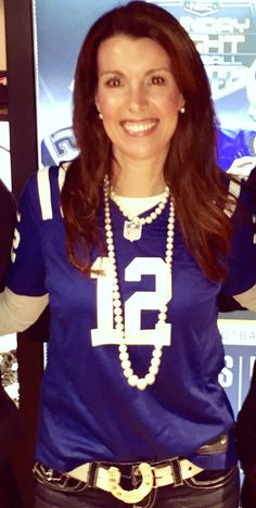 Colts quarterback Andrew Luck may not seem like a ladies' man. But his jersey sales say otherwise. http://thebluemare.com/andrew-luck-ladies-man/ #NFL #Colts #AndrewLuck #FemaleFans #BlueLadies #BelieveInLuck