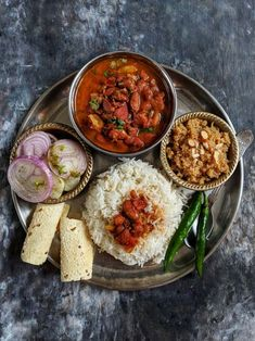 Our 30 Day Calendar of Indian Meals and recipes shows you how to cook more and enjoy family-friendly meals that come together quickly and deliciously. Lunch Recipes Indian, Vegetarian Recipes, Cooking Recipes, Indian Snacks, Rice Recipes, Cooking Tips, Japanese Street Food, Indian Street Food, Recipes