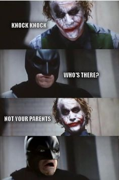 Joker movie memes start getting attention with time. We post the most viral collection of Joker movie memes. Let's start to see all the Joker movie memes. Dc Memes, Funny Memes, Hilarious, Funny Comedy, Funniest Jokes, Movie Memes, Movie Captions, Humor Batman, Funny Batman Quotes