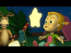 Brilha, Brilha lá no céu | Canções Creche Pré-Escolar | BBtwins | Vídeos HD | Português - YouTube