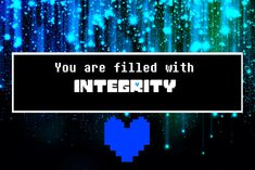 integrity wallpaper by LuxKirigaya