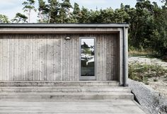 Villa Bergman, Salthamn – M. Timber Panelling, Timber Cladding, Cabin Design, Small House Design, House Cladding, Small House Exteriors, Wood Architecture, Nordic Home, Small Buildings