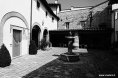 Courtyard - Mulino di Firenze