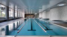P.W.C.C. Spa & Fitness Center – PLAN Arquitectos – Loroworks Architects